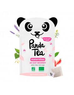 Panda Tea Maternitea Infusion Bio Jeune ou future Maman 28 sachets
