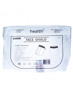 Health+ Visière de protection visage transparente