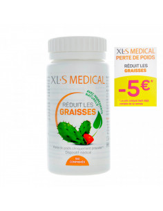 XLS Medical Perte de Poids 150 comprimés 5€ de remise déjà déduite