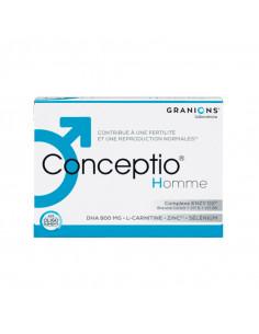 Conceptio Homme Fertilité et Reproduction normales 90 capsules + 30 sachets
