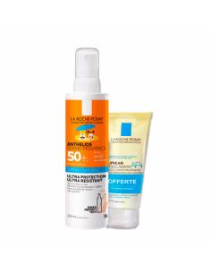 La Roche Posay Anthelios Dermo-Pediatrics SPF50+ Spray Invisible 200ml + Lipikar Huile Lavante 100ml OFFERTE