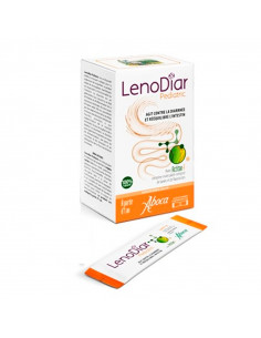Aboca Lenodiar Pediatric 12 sachets de granulés à dissoudre dans l'eau