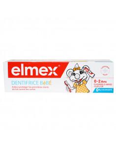 Elmex Dentifrice Bébé 0-2 ans Tube 50ml