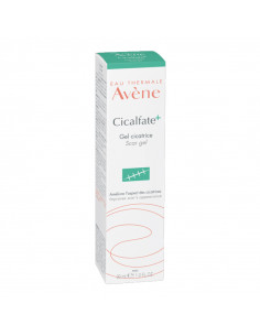 Avène Cicalfate Plus gel cicatrice blanc vert