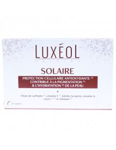 Luxéol Solaire Protection Cellulaire Antioxydante 30 Capsules