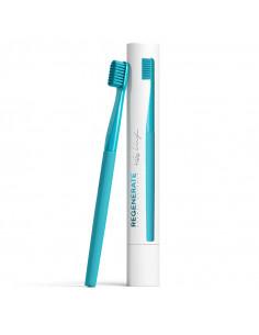 Regenerate brosse à dents bleu piero linx