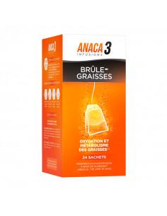 Anaca3 Infusion Brûle-Graisses 24 sachets