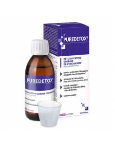 Puredetox Détoxification Globale de l'Organisme Flacon de 250ml avec gobelet doseur