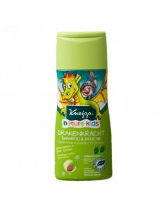 Kneipp Nature Kids Shampooing et Douche P'tit Dragon 200ml