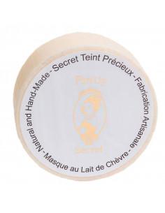Pin Up Secret Secret Teint Précieux Savon Masque au Lait de Chèvre 110g
