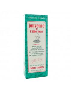 Jouvence de l'Abbé Soury, Jambes lourdes, Solution Buvable, Flacon 210mL