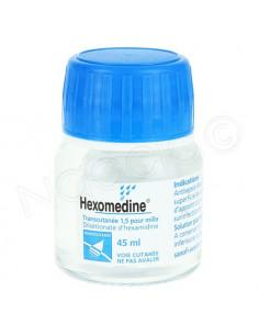 Hexomedine Transcutané