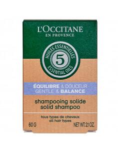 L'Occitane Shampooing Solide Equilibre et Douceur 60g