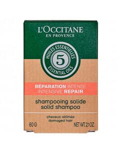 L'Occitane Shampooing Solide Réparation Intense 60g Boîte
