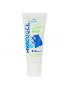 Hyalugel gel buccal 1eres dents 20ml
