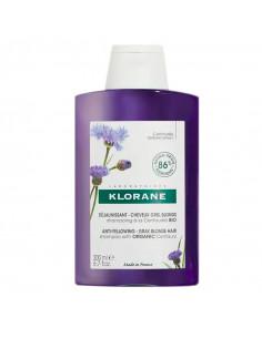 Klorane Shampooing à la Centaurée Bio flacon violet 200ml