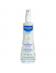 Mustela Eau Rafraichissante et Coiffante Spray 200ml