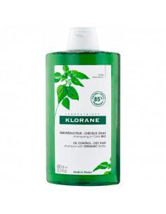 Klorane Shampooing Séboréducteur à l'Ortie Bio 400ml
