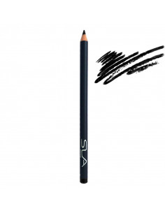 SLA Crayon Yeux Khôl Contour des yeux et muqueuse de l'oeil 18 Noir Histoire 1,5g
