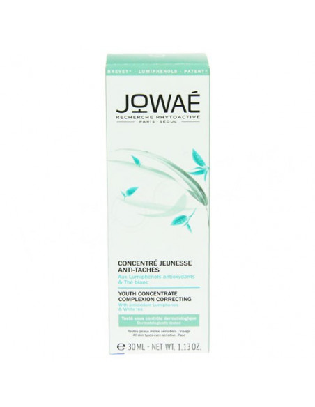 Jowaé Concentré Jeunesse Anti-taches. 30ml