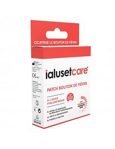 Ialusetcare Patch Bouton de Fièvre boite de 10 patchs invisibles