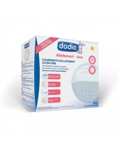 Dodie Coussinets d'allaitement Jour Ultra-fins x30