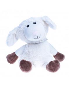 Cooper Bouillotte Mouton pour enfant, blanc