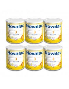 Novalac 3 Croissance Offre Spéciale Lot 6x800g