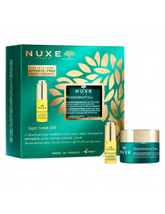 Nuxe Nuxuriance Ultra Coffret vert Crème Riche 50ml + Super Sérum 5ml OFFERT