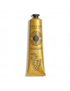 L'Occitane Sérum en Crème Soin Jeunesse Mains tube jaune doré or
