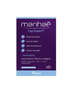 Manhaé Cap Expert Vitavea. grande boite 3 mois - 120 capsules