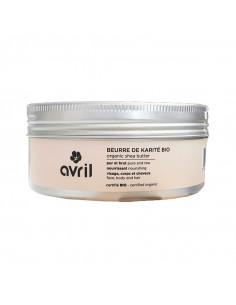 Avril Beurre de Karité Bio. Pot 230ml