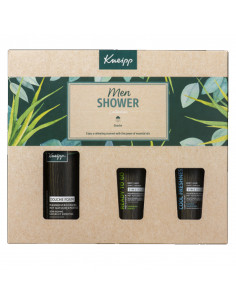 Kneipp Men Shower Coffret noel 2021 douche homme