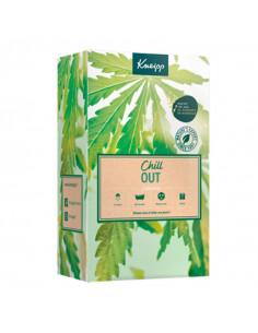 Kneipp Chill Out Collection Coffret 3 produits + 1 furoshiki offert