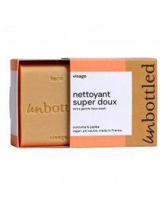 Unbottled Nettoyant Super Doux Visage. 90g