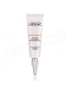 Lierac Dioptifatigue Gel-Crème Redynamisant Correcteur Fatigue. 15ml