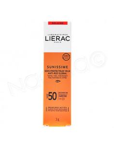 Lierac Sunissime SPF50 Soin Protecteur Yeux Anti-âge. Stick 3g