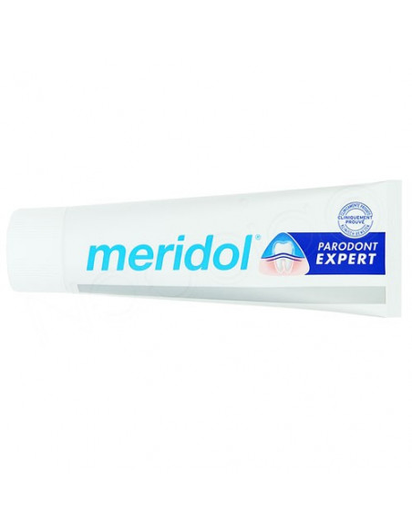 Meridol Parodont Expert Dentifrice Gencives. 75ml