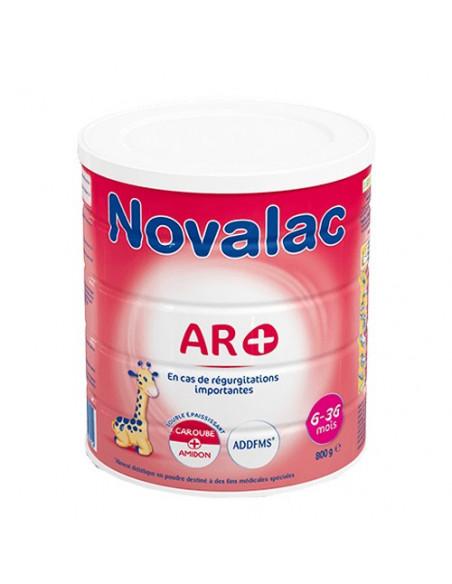 Novalac AR+ 6-36 mois. 800g