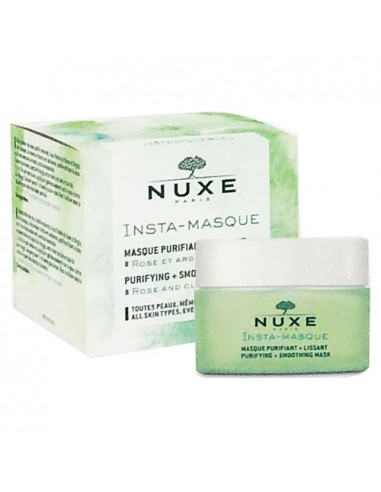 Nuxe Insta-Masque Masque Purifiant + Lissant. 50ml