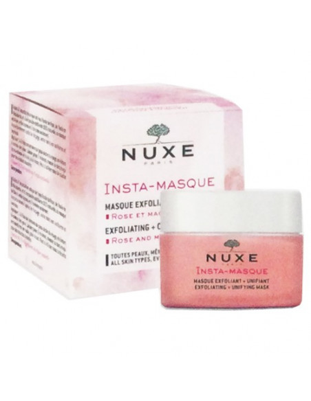Nuxe Insta-Masque Masque Exfoliant + Unifiant. 50ml