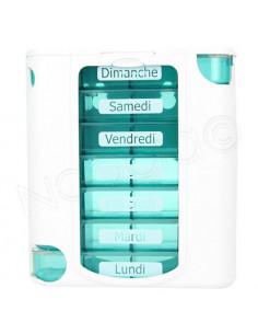 Pilbox 7 Pilulier Semainier Cooper - 1