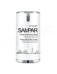 Sampar Crème Riche Coup d'Eclat City of Light. 30ml