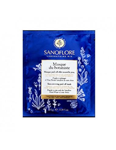 Sanoflore Masque du Botaniste Peel-Off Effet Nouvelle Peau. 10g