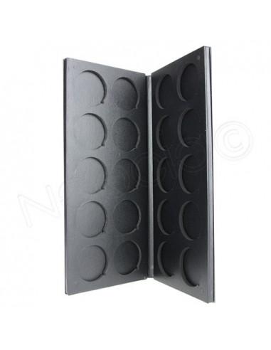 SLA Boitier Soft Shadow Box pour 12 ombres à paupières