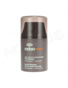 Nuxe Men Gel Multi Fonctions Hydratant. Flacon airless 50ml