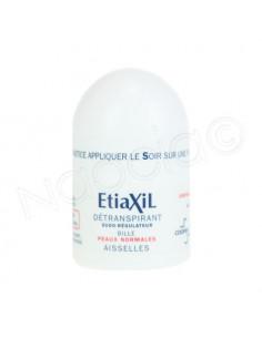 Etiaxil Traitement Détranspirant Aisselles. Bille 15ml
