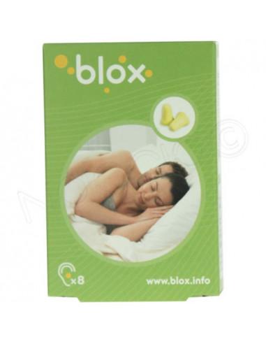 Blox Bouchon d'oreille Conique. 4 paires