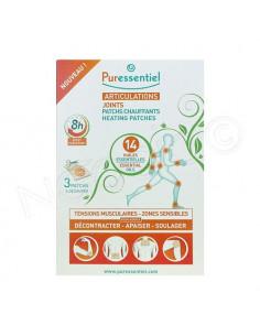 Puressentiel Articulations Patchs Chauffants. 3 patchs à découper