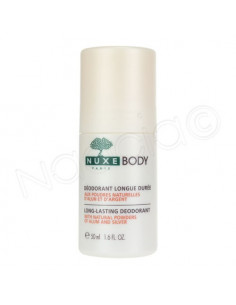 Nuxe Body Déodorant Longue Durée. Roll-on 50ml